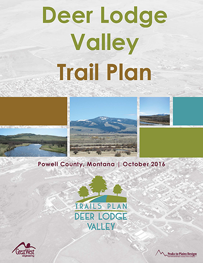 Deer Lodge Valley Trail Plan